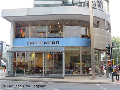 Caffe Nero On Station Approach Coffee Shops In City Centre