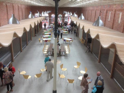 Chance to see new Newtown Indoor Market Hall