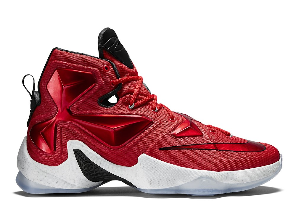 low priced 20ba0 65672 Release Reminder Nike LeBron XIII 13 strikeAwaystrike On Court ...