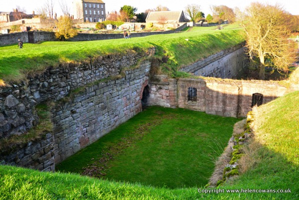 Berwick Walls Walk Internal