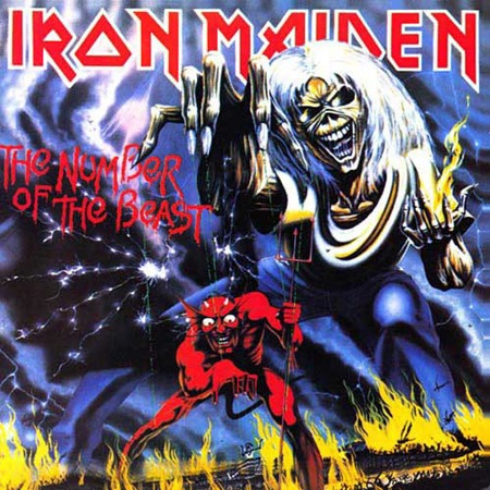 1982 - The Number of the Beast - Iron Maiden
