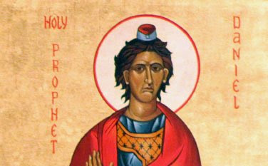 Saint of the Day: Prophet Daniel