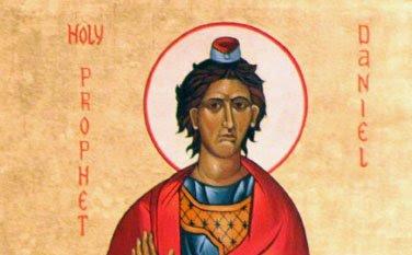 Saint of the Day: Prophet Daniel
