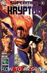 Superman - Last Family Of Krypton 3