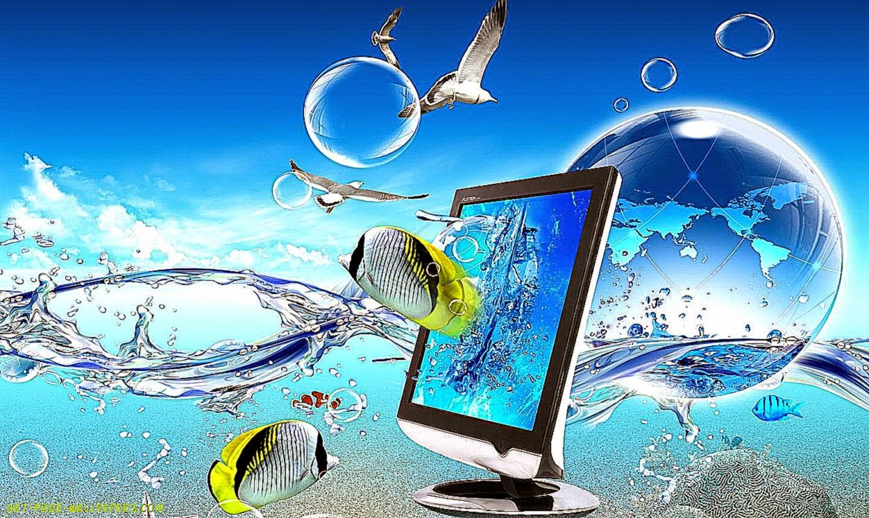 Blue Backgrounds For Laptop Best Background Wallpaper