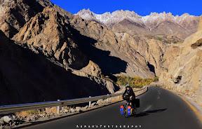 International Tourism back to Pakistan