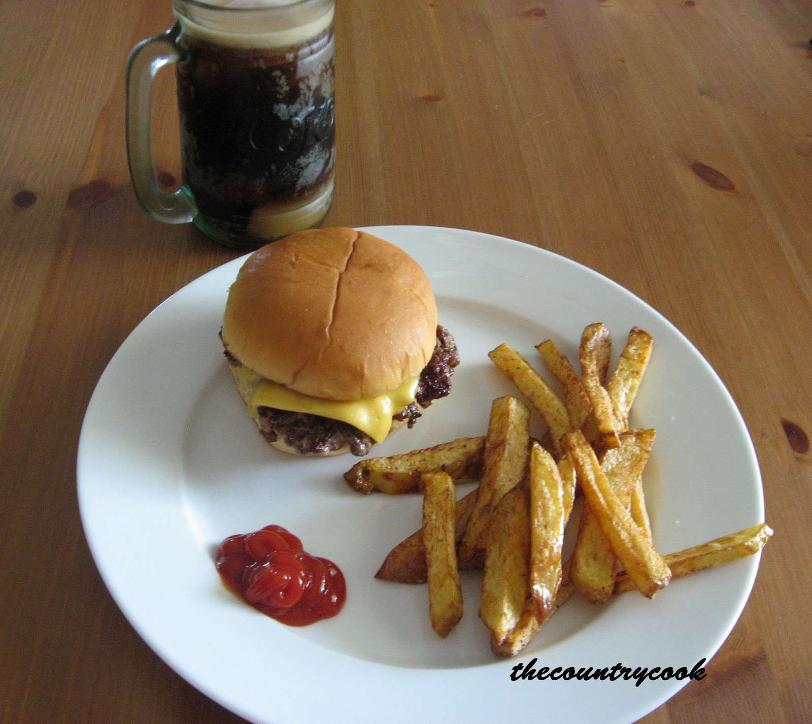 how to cook homemade burgers on the stove