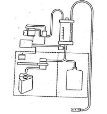 Gambar 5 alat pengambil contoh otomatis