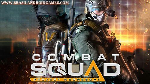 Download Combat Squad v0.6.11 APK + DATA - Jogos Android