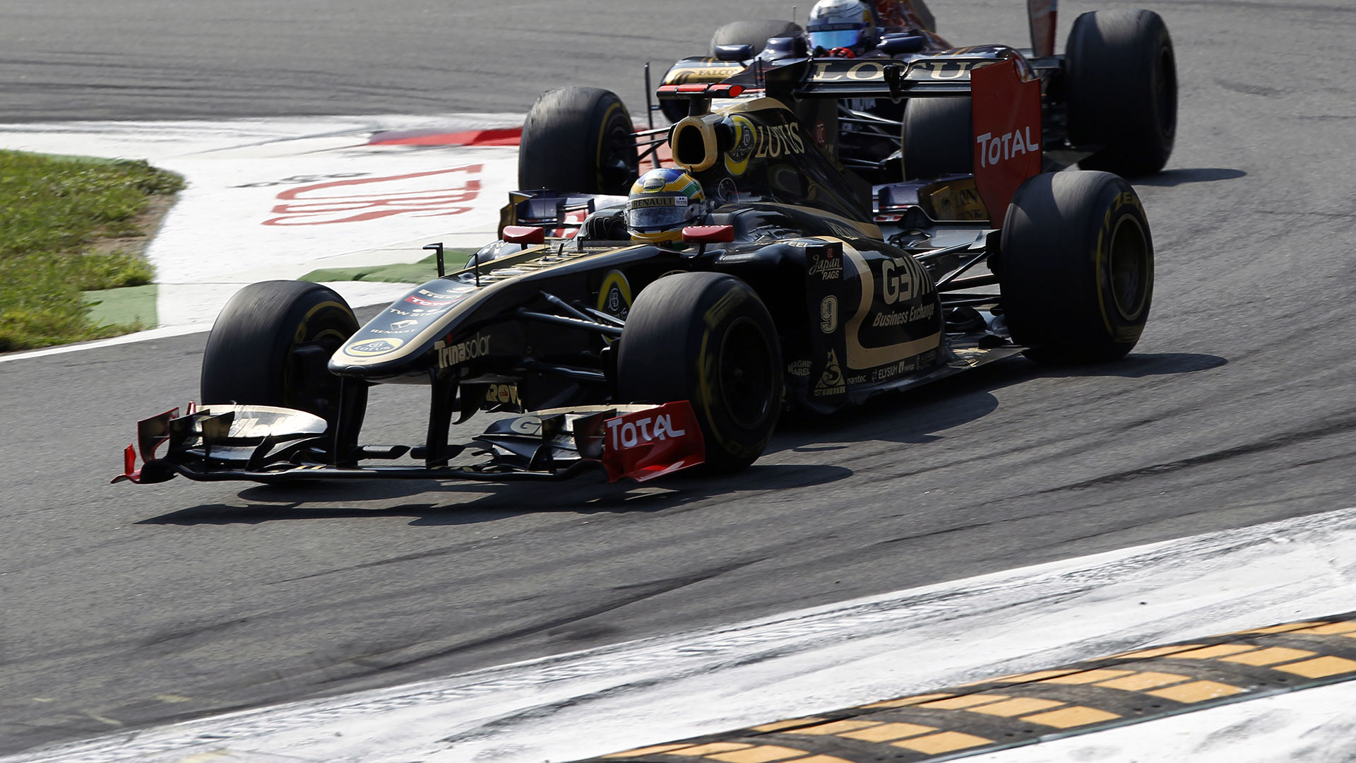HD Wallpapers 2011 Formula 1 Grand Prix Of Italy