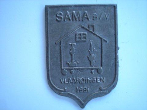 Naam: SAMAPlaats: VlaardingenJaartal: 1991