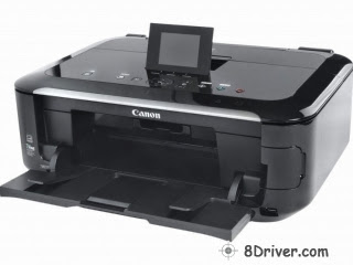 download Canon PIXMA MG5350 printer's driver