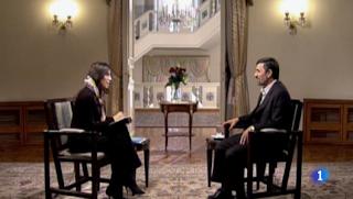 Mahmud Ahmadineyad culpa a Occidente de los actuales conflictos en Oriente