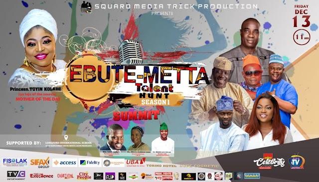 Squard Media Presents Ebute-Metta Talent Hunt 2019 Show
