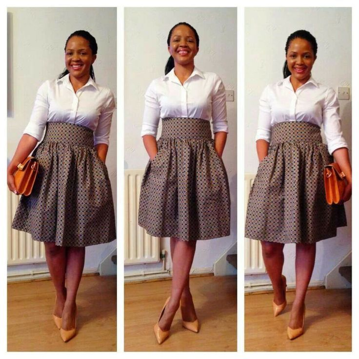 PRETTY AFRICAN SUITS FOR ATTRACTIVE AND PROFESSIONAL LADIES 5