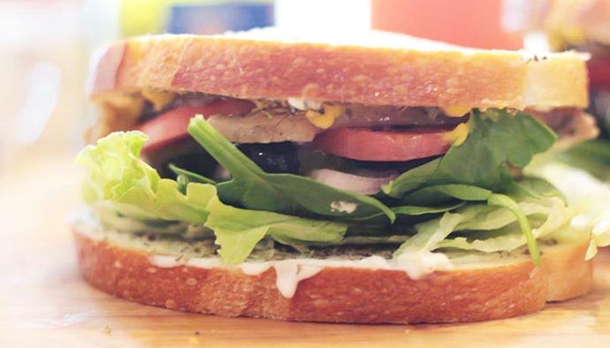 The Best Vegan Plant Based sandwich Period 2 A Beautiful Nest