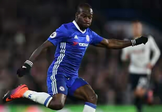 I have found a home at Chelsea, says Moses