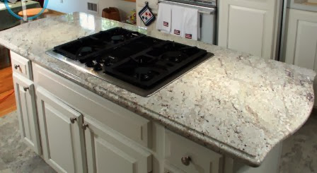 Are Kashmir White Granite Countertops Stain Resistant