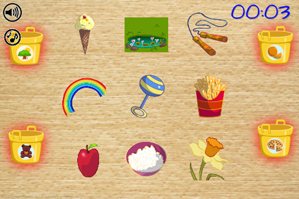 SimpleSort Application Play