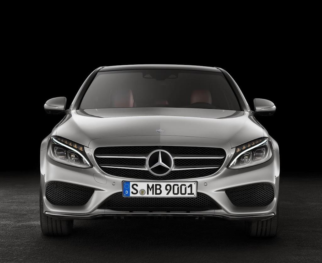 2015 Mercedes Benz C-Class 7