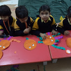 Making Octopus WKSN (Nursery) 14/01/2016