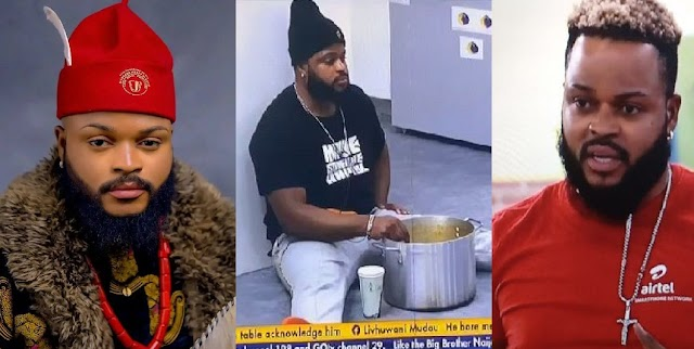 """""""The day I pass that door is the day I become a star""""- Whitemoney speaks on how BBNaija would change his life"""