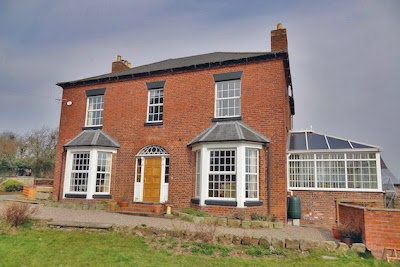 Weston House, Morda, Oswestry being sold by Morris Marshall and Poole estate agents
