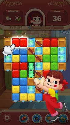 ペコちゃんブラスト - Puzzle Gameのおすすめ画像4