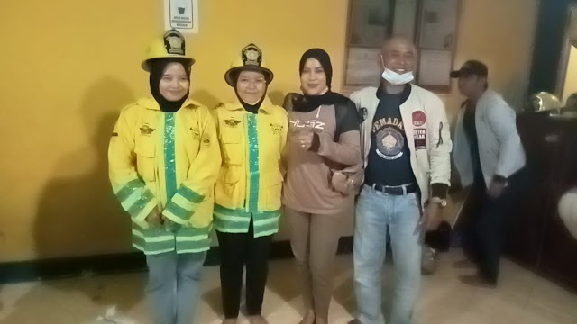 Mantap, PMK Seberang Masjid Diperkuat Fire Lady