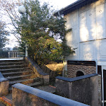 Maison de Fer : façade sud