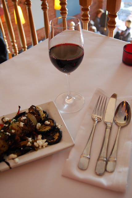 At Flats Tapas Bar in Historic Fairhaven, customers order many different tapas, or Spanish appetizers, to create custom meals that are often shared with friends.Credit: Bellingham Whatcom County Tourism