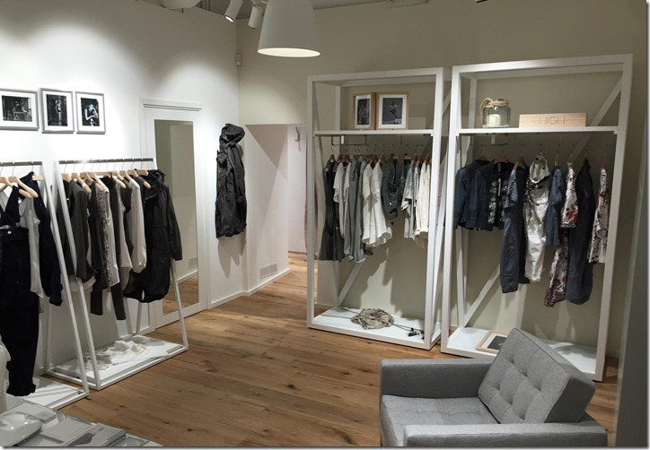 Boutique HIGH - Roma interno