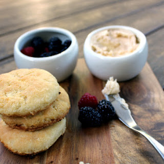 Buttermilk Skillet Biscuits