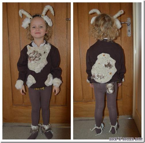 disfraz casero de cabra (10)