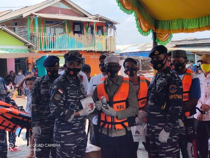 Desa Rampa Jadi Pilot Project Nelayan Tangguh Kotabaru