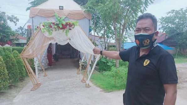 Positif COVID, Pria Riau Malah Nekat ke Padang untuk Menikah, Ditemukan di Rumah Pengantin Wanita di Nanggalo
