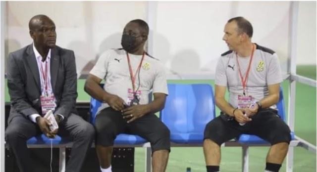 Quit Black Stars Now! J.E. Sarpong to C.K. Akonnor
