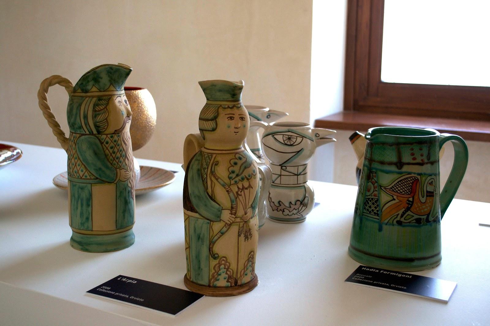 Ceramica Umbra San Giuseppe.Ceramica Umbra Del 900