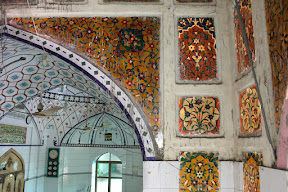 Renovation of Masjid with ceramic tiles