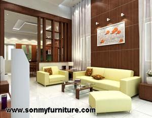 Trang trí nội thất phòng khách hiện đại-4