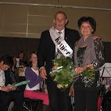 17-10-2010: Fanfare Ellona: Feest na het LBM Bondsconcours 2010 (dag 1)
