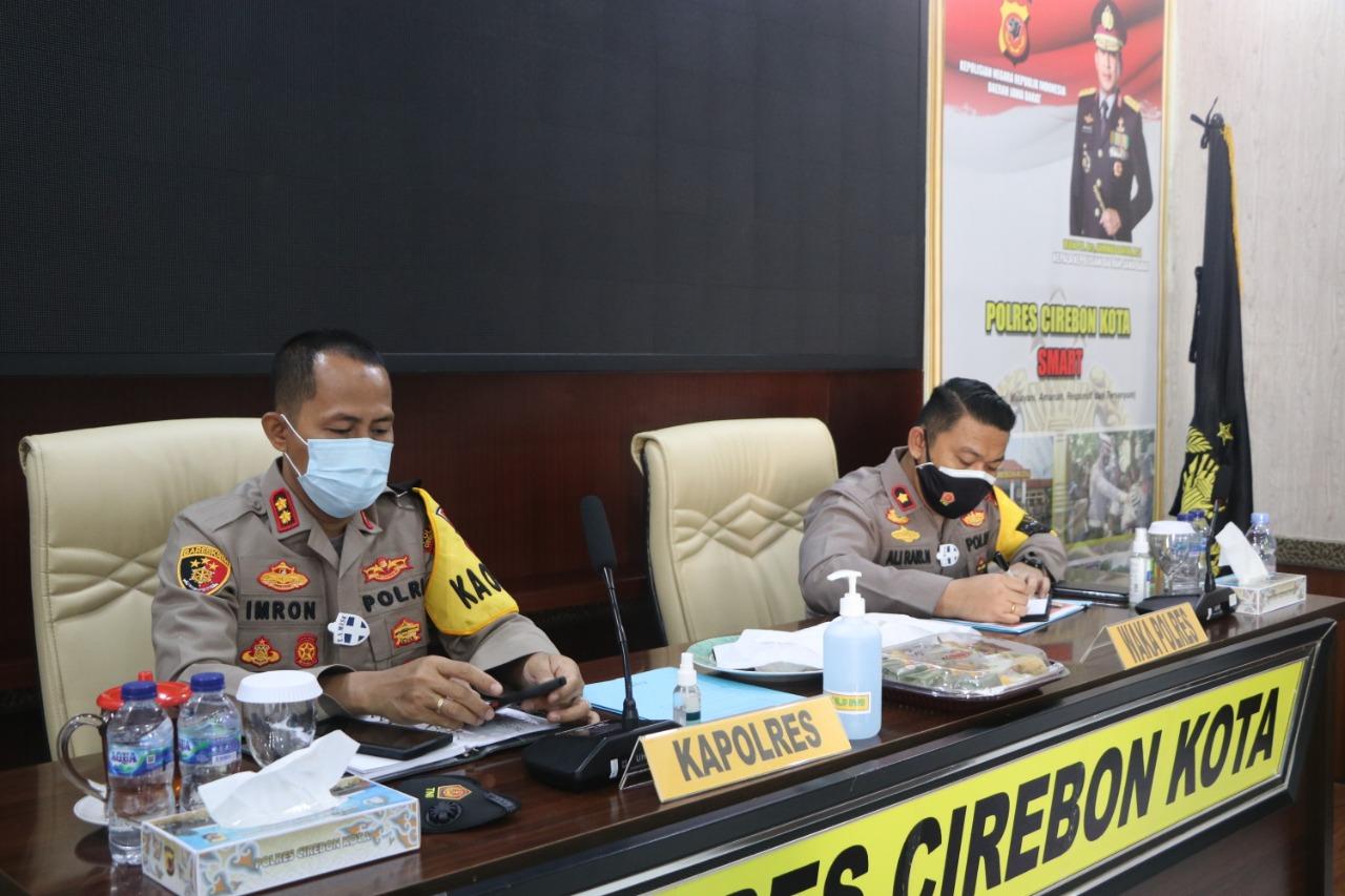 Kapolres Cirebon Kota Polda Jabar Perintahkan Semua Bhabinkamtibmas Sambang ke Warga