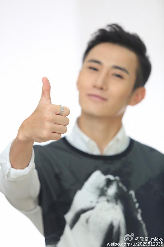Micky Jiang Xinqi China Actor