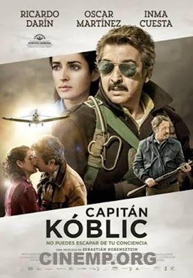 Capitán Kóblic Poster