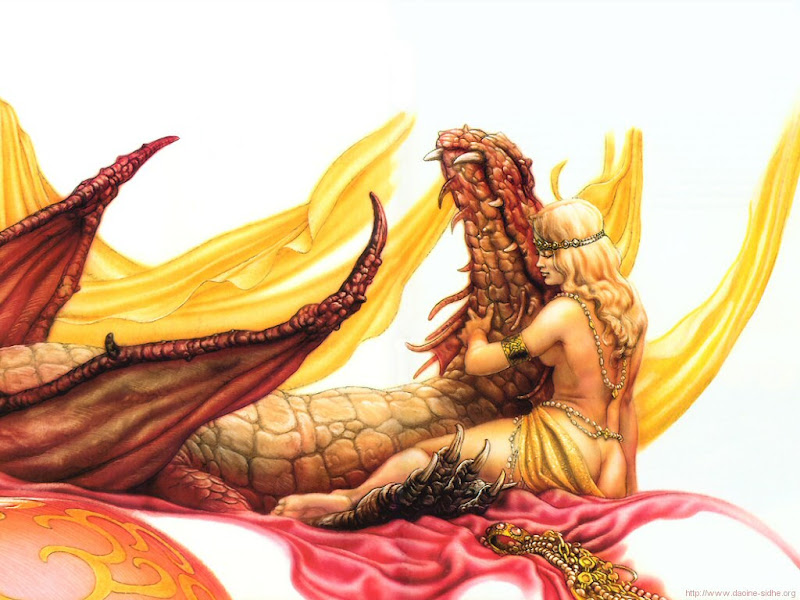 Dear Creature Of Mine, Dragons 3