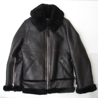 Acne Studios Shearling Coat