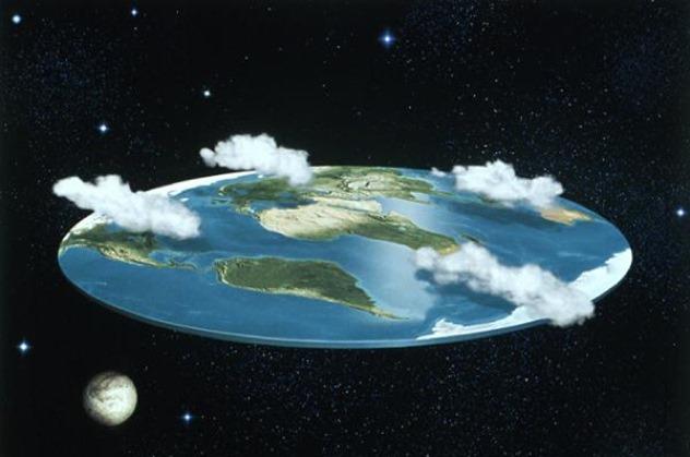 bizarras teorias sobre a Terra 10