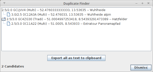 CManager: Duplicate Finder