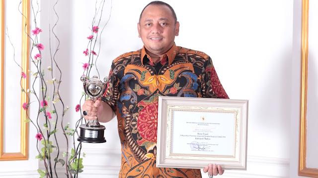 Kota Tegal Raih Penghargaan Anugerah Parahita Ekapraya Tahun 2020 Kategori Madya