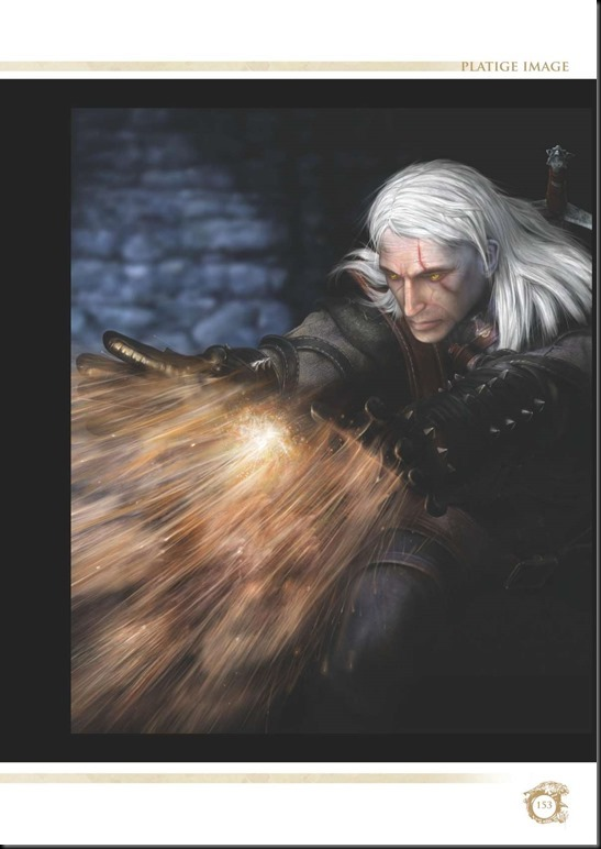 The Witcher (1) _ Artbook_816932-0154